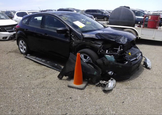 Inventory #445808217 2012 FORD FOCUS