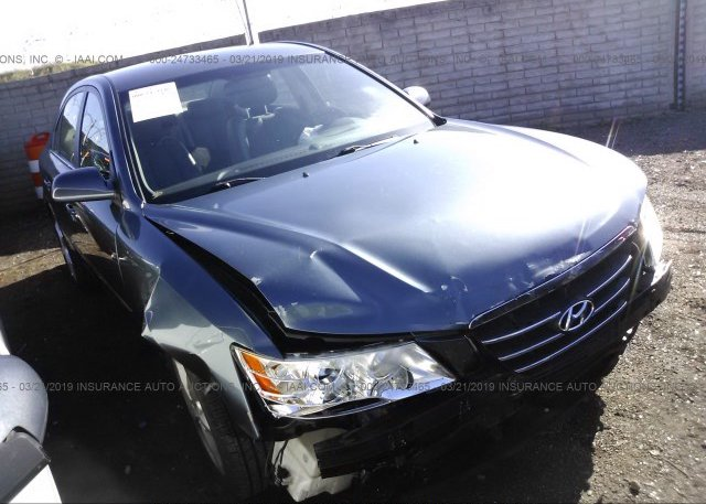 Inventory #312615016 2010 Hyundai SONATA