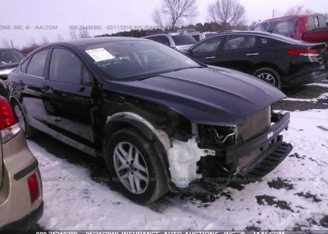 Inventory #160293368 2014 FORD FUSION