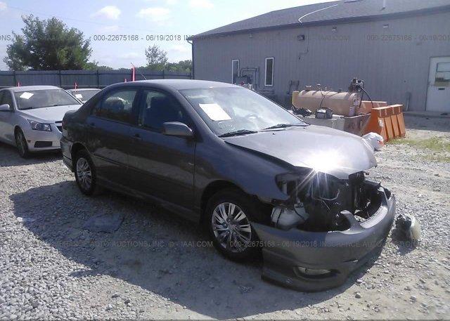 Inventory #466017585 2006 Toyota COROLLA