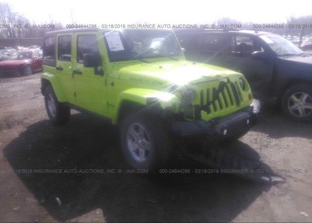 Inventory #278424860 2012 JEEP WRANGLER UNLIMITE