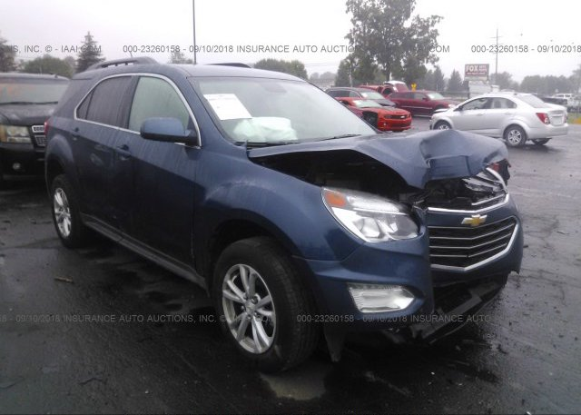 Inventory #788102572 2017 Chevrolet EQUINOX