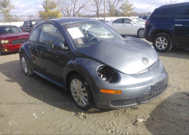 Inventory #433256113 2008 Volkswagen NEW BEETLE