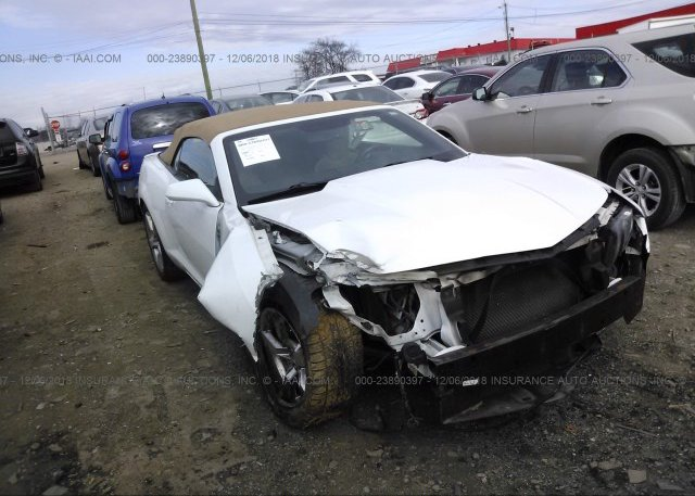 Inventory #303238299 2012 Chevrolet CAMARO