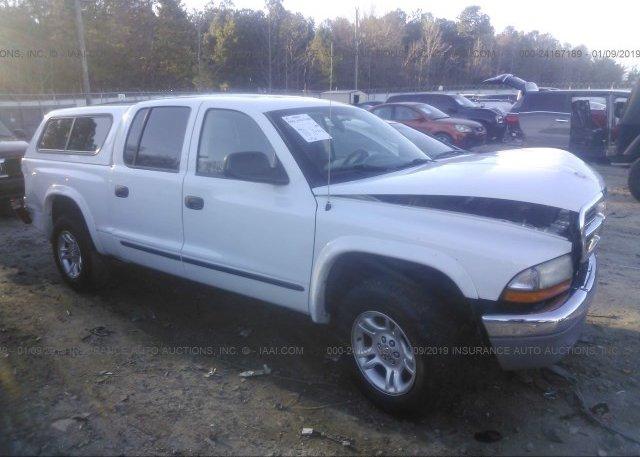 Inventory #856820963 2003 Dodge DAKOTA