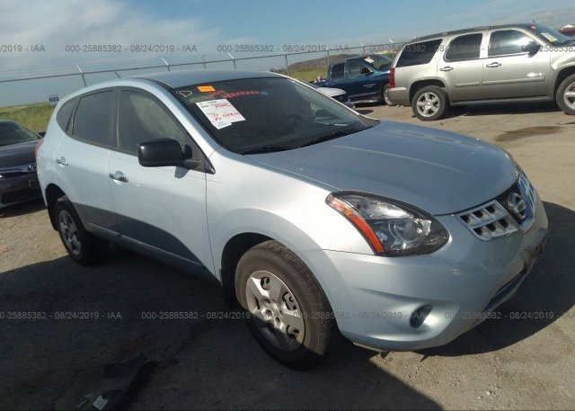 Inventory #413704013 2014 Nissan ROGUE SELECT
