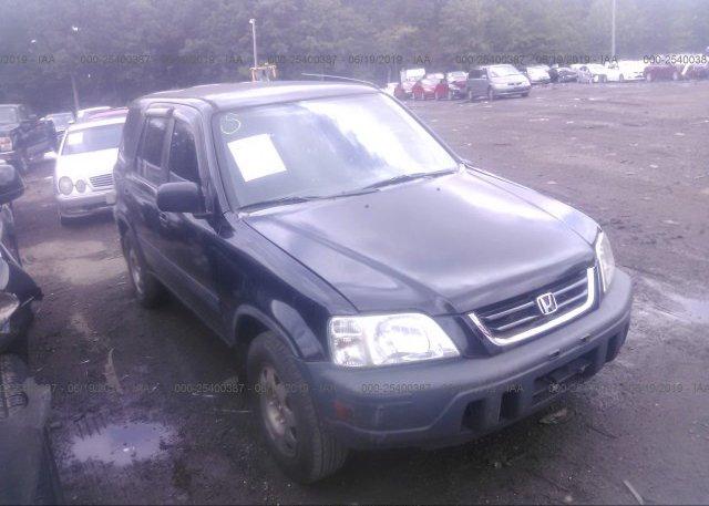 Inventory #808473627 1999 Honda CR-V