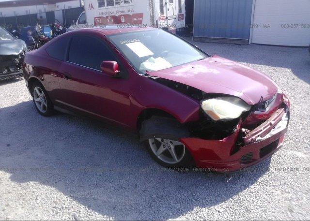Inventory #866334416 2004 Acura RSX