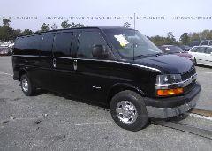 2004 Chevrolet EXPRESS G3500