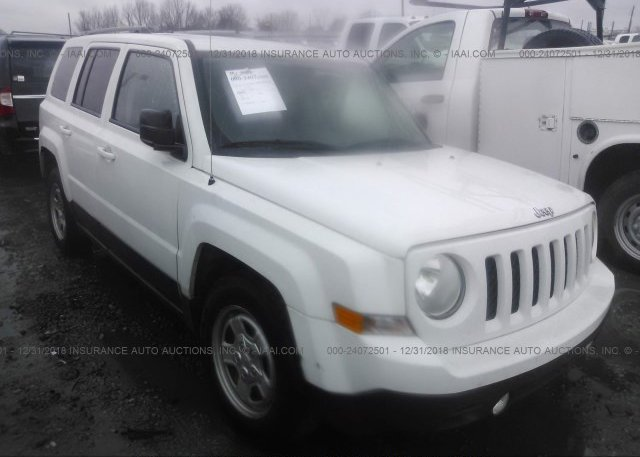 Inventory #251100356 2015 JEEP PATRIOT