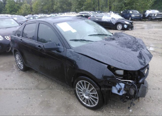 Inventory #659508640 2009 FORD FOCUS