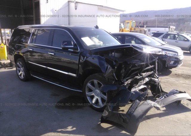 Inventory #193922603 2015 Cadillac ESCALADE