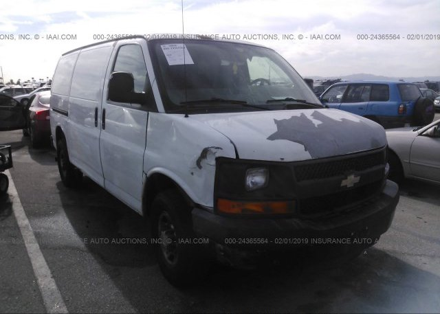 Inventory #769906520 2008 Chevrolet EXPRESS G2500