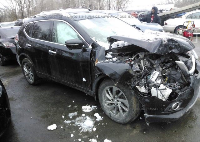 Inventory #885128413 2015 Nissan ROGUE