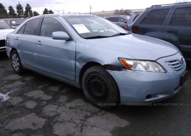 Inventory #922438389 2007 Toyota CAMRY NEW GENERAT
