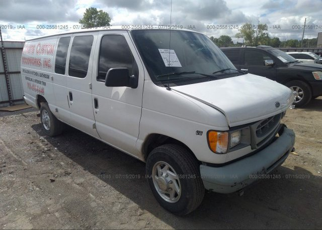 Inventory #522286016 2002 FORD ECONOLINE