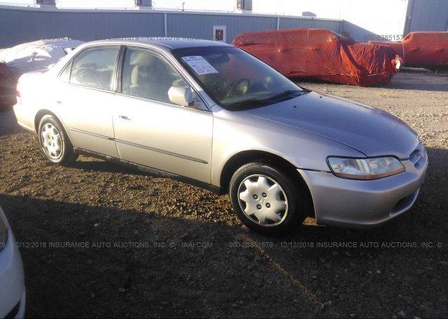 Inventory #711839797 1999 Honda ACCORD