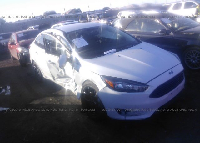 Inventory #805483902 2016 FORD FOCUS