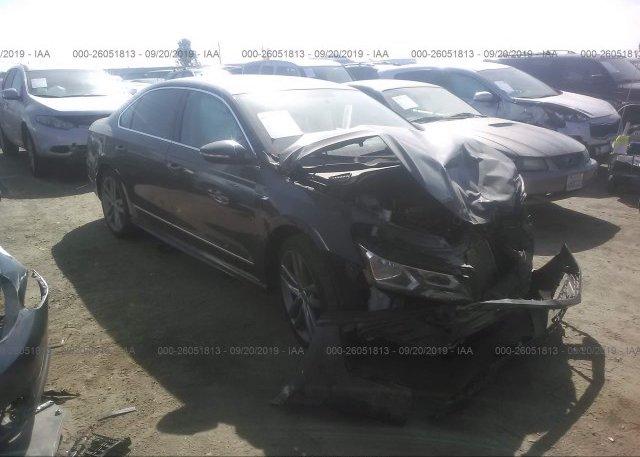 Inventory #343611311 2017 Volkswagen PASSAT