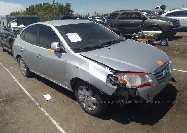 Inventory #222056734 2010 Hyundai ELANTRA