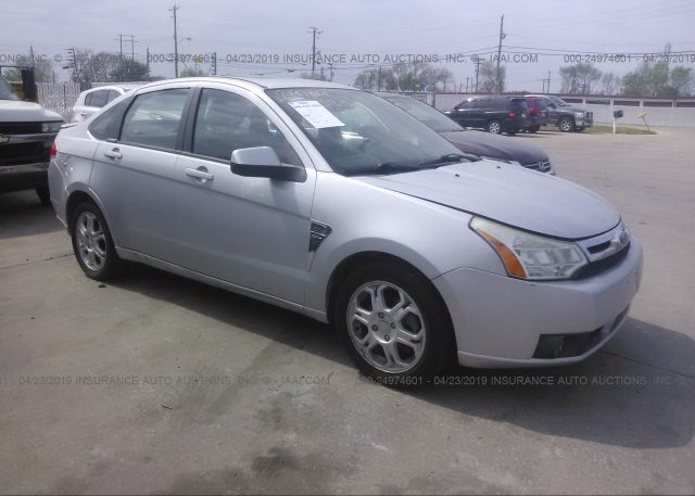 Inventory #994911589 2008 FORD Focus