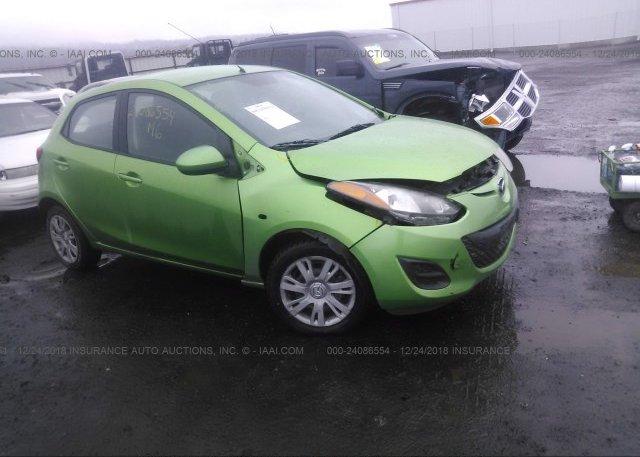 Inventory #801060740 2013 Mazda MAZDA2
