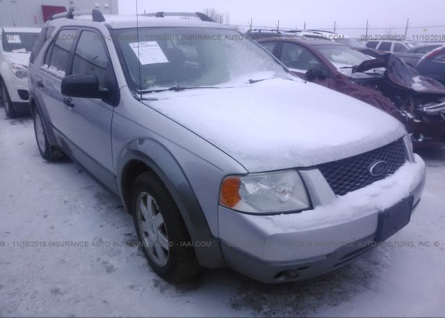 Inventory #988815874 2005 FORD FREESTYLE