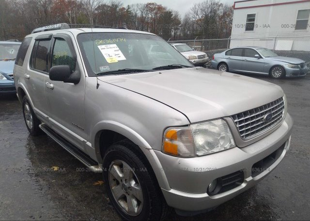 Inventory #937118588 2005 FORD EXPLORER