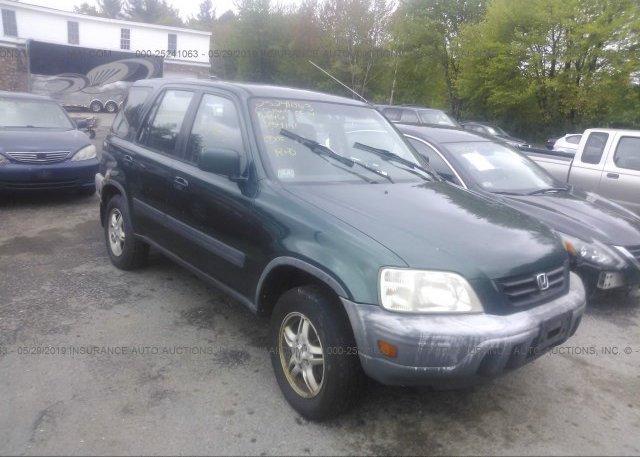 Inventory #693862605 2000 Honda CR-V