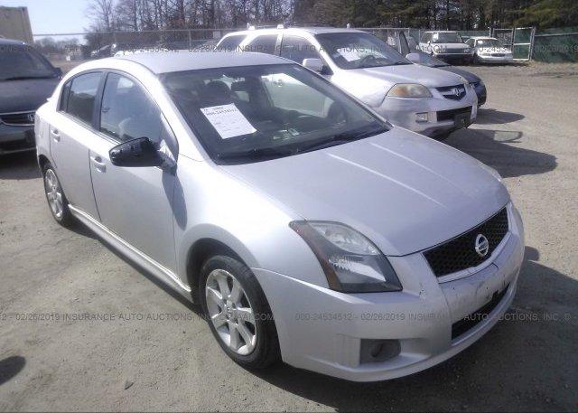 Inventory #651436348 2012 Nissan SENTRA