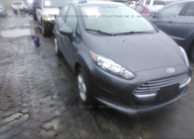 Inventory #232826611 2018 FORD FIESTA
