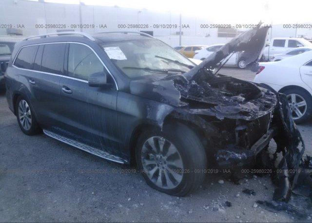 Inventory #521936410 2018 Mercedes-Benz GLS