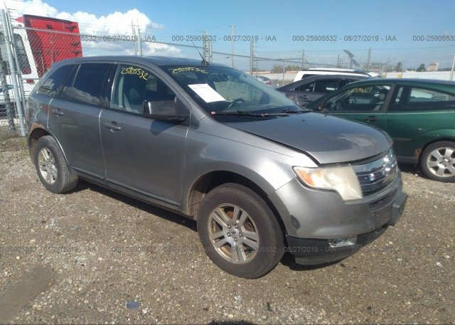 Inventory #900863426 2008 FORD EDGE