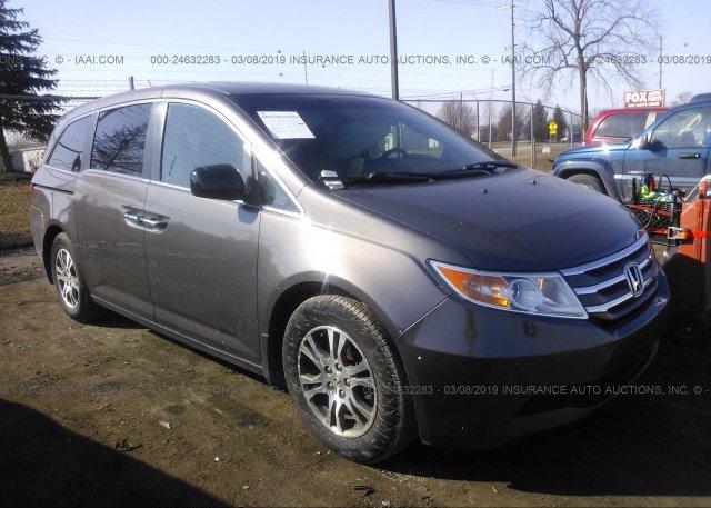 Inventory #645457005 2012 Honda ODYSSEY