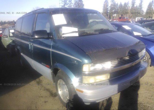 Inventory #782947184 1997 Chevrolet ASTRO