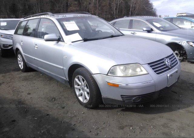 Inventory #822700447 2004 Volkswagen PASSAT