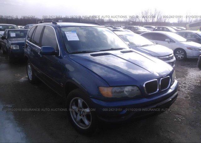 Inventory #870566896 2000 BMW X5