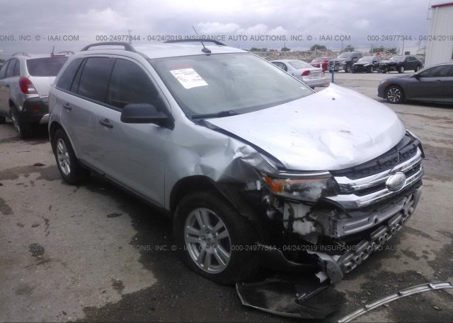 Inventory #300012519 2012 FORD EDGE