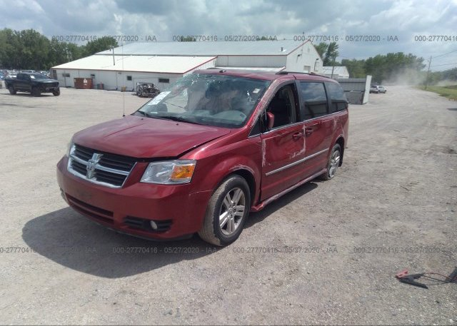 из сша 2010 Dodge GRAND CARAVAN 2D4RN5DX6AR248633