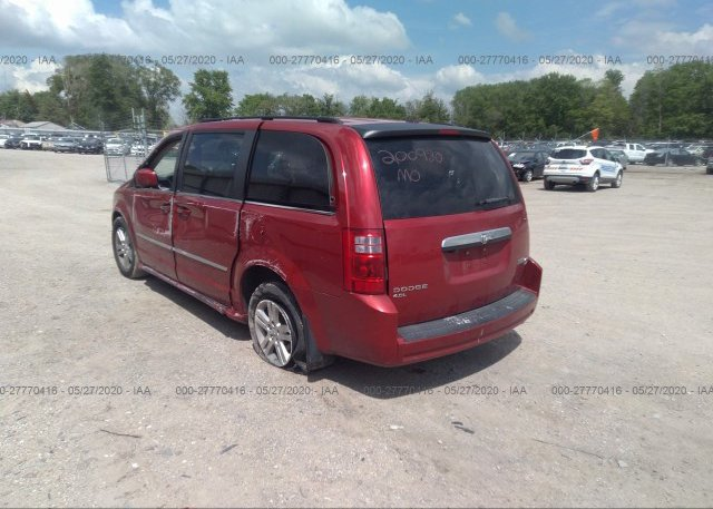 купить 2010 Dodge GRAND CARAVAN 2D4RN5DX6AR248633