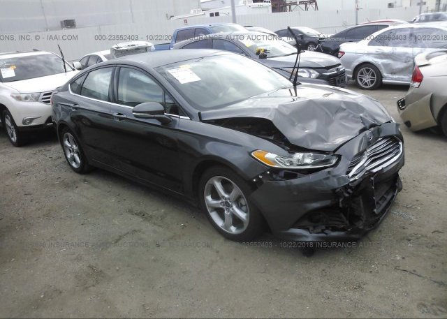 Inventory #664395769 2016 FORD FUSION