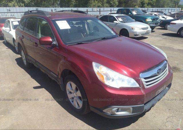 Inventory #114509877 2011 Subaru OUTBACK