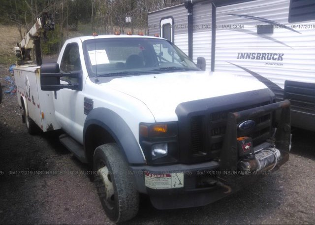 Inventory #475450162 2008 FORD F450