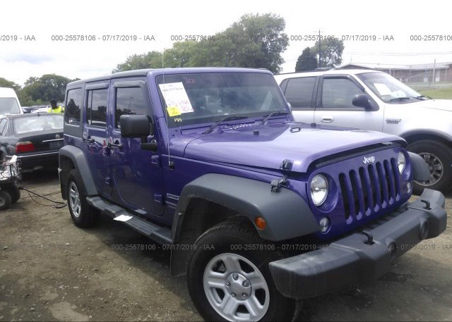 Inventory #698702313 2018 JEEP WRANGLER UNLIMITE