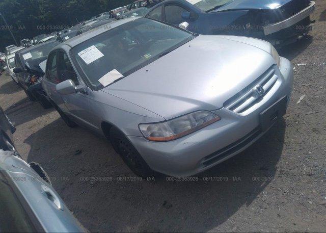 Inventory #541701052 2001 Honda ACCORD