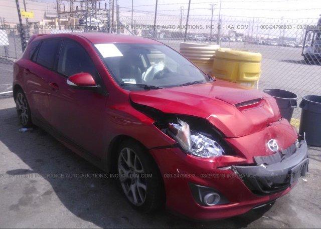 Inventory #676947007 2012 Mazda SPEED