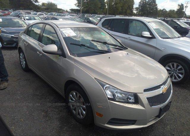 Inventory #676834093 2011 Chevrolet CRUZE