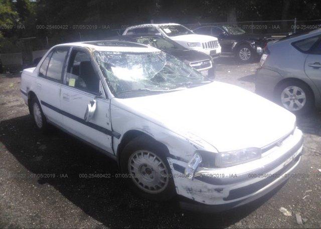 Inventory #186851698 1991 Honda ACCORD