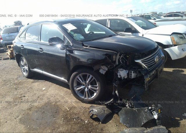 Inventory #967487276 2015 Lexus RX