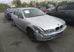 2000 BMW 540